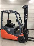 Toyota 8 FB ET 16, 2011, Electric Forklifts
