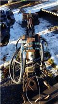 Grävaggregat till lastmaskin, Otros accesorios para carga y excavación