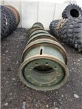 10.00V20 10-20 1000V20 Bundeswehr Felgen Man Kat U, Tyres, wheels and rims
