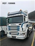 Scania R 500, 2009, Containerchassis