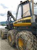Ponsse Ergo 8W, 2011, Harvesterit