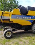 New Holland CSX 7050, 2009, Mähdrescher