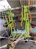 CLAAS Volto 900 T, 2016, Rastrilladoras y rastrilladoras giratorias