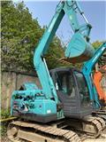Kobelco SK 75, 2017, Mini excavators  7t - 12t