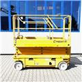 Haulotte Compact 10 DX, 2006, Scissor lifts