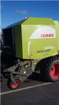 Claas Rollant 375 RC, 2012, Round balers