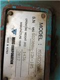 MSB SG2200, 2012, Garras