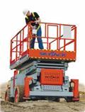 SkyJack SJ 9250, 2005, Škarjaste dvižne ploščadi