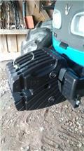 6* 40kg ETUPAINOT, Accesorios para cargador frontal