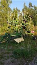 X KARHOTIN Krone Swadro 800/26、2008、堆草機