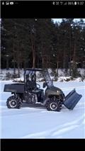Квадроцикл Polaris Ranger 500, 2013 г., 450 ч.