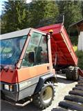 Aebi Schmidt TP 98, Traktörler