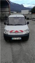 Citroën Berlingo, 2007, Sanduk kombiji