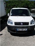 Fiat Doblo, 2010, Box body