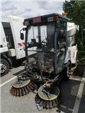 Hako Citymaster, Sweeper trucks