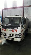 Isuzu NQR, 2008, Camion poubelle
