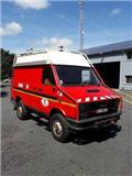 Iveco 35، 1988، هيكل صندوقي
