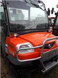 Kubota، شاحنة مقفلة
