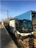 Mathieu Azura, 2002, Sweeper trucks