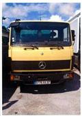 Mercedes-Benz HYDROCUREUR - HUWER (EP 915 WL), 1986, Kombi vozila/ vakum kamioni