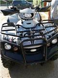 NC ATV 500, 2011, 패널 화물차