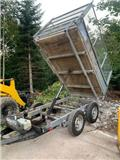 NC Ifor williams tt2515, Reboques basculantes