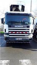 BALAYEUSE SCANIA 220 CV (BAL010 - VPSO), 2000, Tänavapuhastusveokid