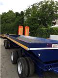 Louault R4D60 remorque tracteur agricole, Citas piekabes