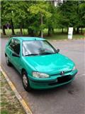 Peugeot 106、1998、汽車