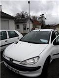 Peugeot 206, 2002, Cars