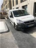 Peugeot Partner, 2018, Box body