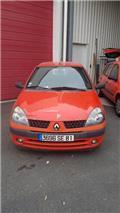Renault Clio, 2003, Van Panel