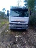 Renault D WIDE, Camiões de lixo