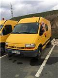 Renault Master, 2003, Vehículos de caha cerrada