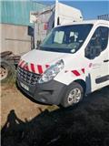 Renault Master, 2013, Box body