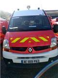 Renault Master, 2009, Camiones con caja de remolque