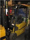 Yale ERP18VF, 2011, Mga Electic forklift trak