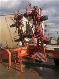 Kuhn GF 10601 T O, 1999, Rastrilladoras y rastrilladoras giratorias