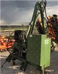 VERGNANI GC700S, 1998, Grúas cosechadoras