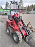 Agromatic 744, 2007, Multi purpose loaders