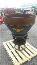 Bogballe 350KG, Mineraalväetise laoturid