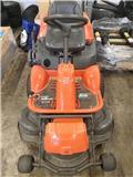 Husqvarna Rider R 216, 2011, Tractores corta-césped