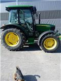 John Deere 5075 E, 2017, Traktori