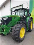 John Deere 6155 M, 2020, Traktorer