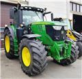 John Deere 6215 R, 2015, Traktorit