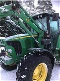 John Deere 6220, 2004, Tractors