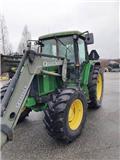 John Deere 6400, 2001, Traktorit