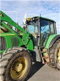 Трактор John Deere 6820, 2003 г., 12500 ч.