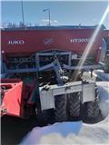 Juko 3000, 2003, Drills