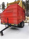 Junkkari 120, Tipper trucks
